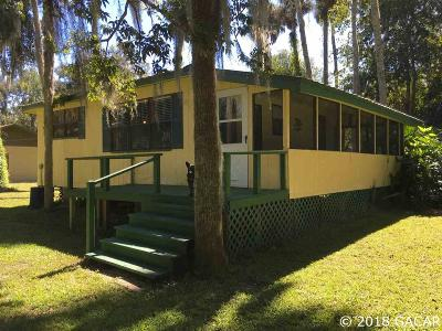Hawthorne Single Family Home For Sale: 18225 SE 145 Terrace