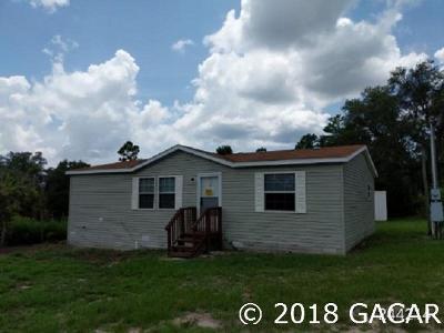 Dunnellon Single Family Home Pending: 7540 N Fernandina Avenue