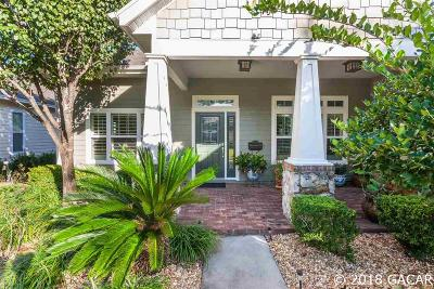 Gainesville Single Family Home For Sale: 5229 NW 57TH Terrace