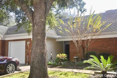 Newberry Condo/Townhouse For Sale: 13200 W Newberry Road #GG189