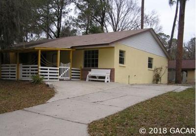 Gainesville Condo/Townhouse For Sale: 3410 SE 23RD Avenue