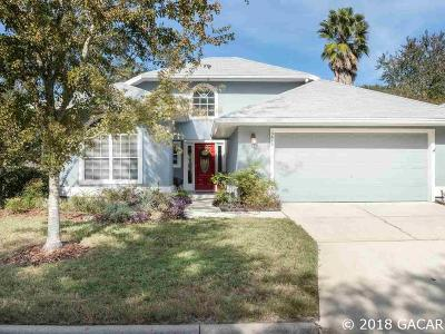 Gainesville Single Family Home Pending: 3616 NW 61st Place