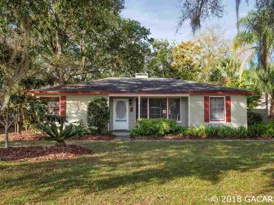 Gainesville Single Family Home Pending: 534 NE 7TH Street