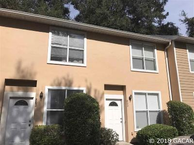 Gainesville Condo/Townhouse For Sale: 4415 SW 34th Street #803