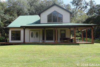 Melrose Single Family Home For Sale: 3/3 Melrose Lake