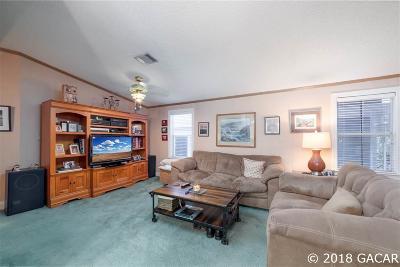 Alachua Single Family Home For Sale: 18516 NW 94th Avenue