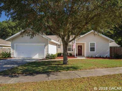 Newberry Single Family Home For Sale: 14062 NW 9th Road