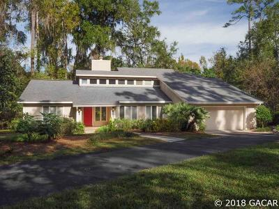 Gainesville Single Family Home For Sale: 2261 NW 25TH Street