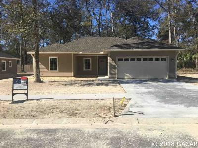 High Springs Single Family Home For Sale: 20464 NW 249TH Way