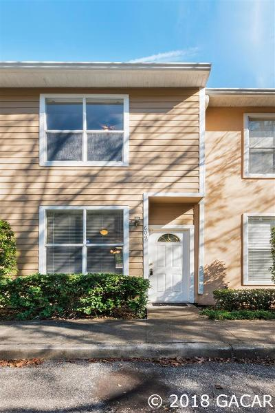 Gainesville FL Condo/Townhouse For Sale: $119,500