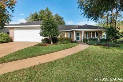 Alachua Single Family Home For Sale: 7318 NW 115 Road