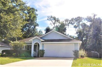 Gainesville Single Family Home For Sale: 8625 NW 19th Road