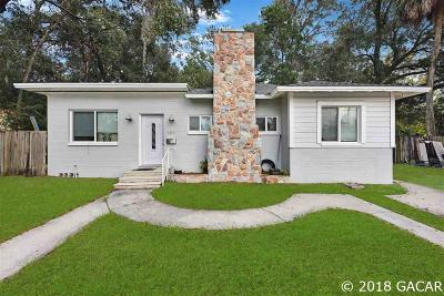 Gainesville Single Family Home For Sale: 605 SE 7TH Street
