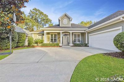 Gainesville Single Family Home For Sale: 2921 SW 92ND Terrace