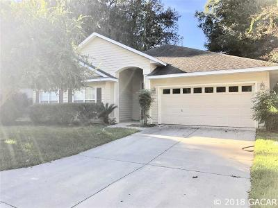 Gainesville FL Single Family Home For Sale: $225,000