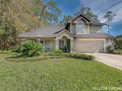Gainesville Single Family Home For Sale: 6733 NW 34th Drive