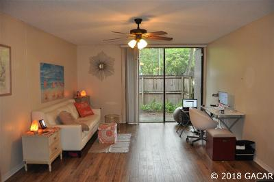 Gainesville Condo/Townhouse For Sale: 601 SW 75 Street #101