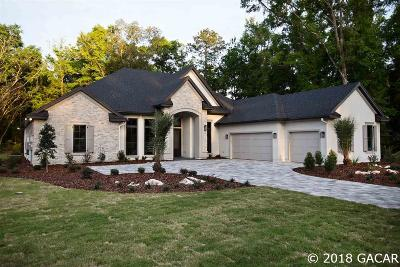 Gainesville FL Single Family Home For Sale: $925,000