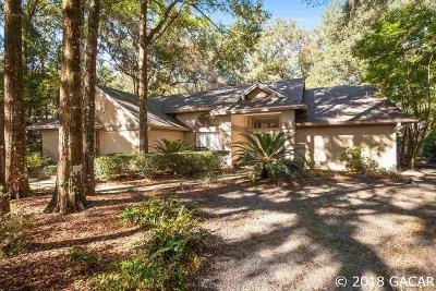 Gainesville Single Family Home For Sale: 9518 SW 51st Road