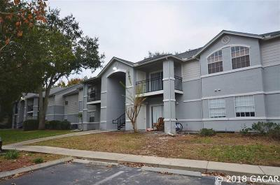 Gainesville Condo/Townhouse For Sale: 3705 SW 27th Street #1126