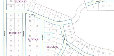 Williston Residential Lots & Land For Sale: NE 151st Ct. #lot 13