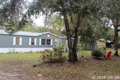 Melrose Single Family Home For Sale: 7418 NE 221 Street