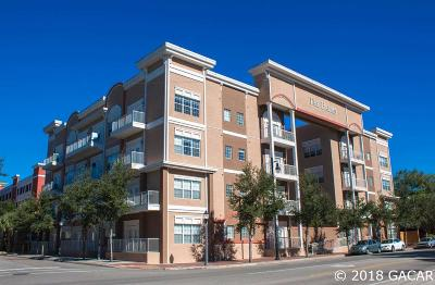 Gainesville Condo/Townhouse For Sale: 230 SW 2nd Avenue #207