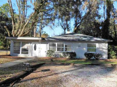Gainesville Single Family Home For Sale: 526 NW 19th Avenue