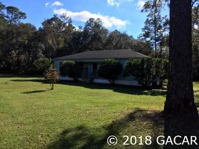 Micanopy Multi Family Home For Sale: 116 NE Palmetto Drive #12012 an