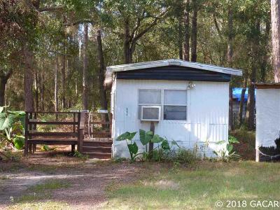 Single Family Home For Sale: 665 Marshburn Drive