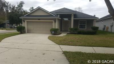 Gainesville Single Family Home For Sale: 8110 NW 51st Drive