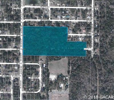 Gainesville Residential Lots & Land For Sale: SE 35th Street