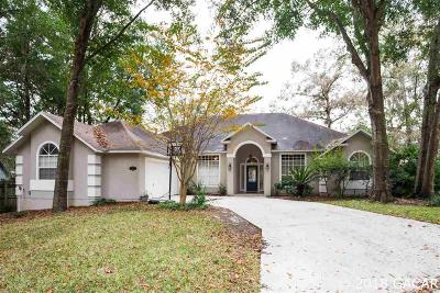 Gainesville Single Family Home For Sale: 1420 NW 116TH Way