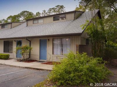 Gainesville Condo/Townhouse For Sale: 3502 NW 37th Avenue