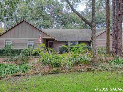 Gainesville Single Family Home For Sale: 7930 SW 47 Court
