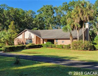 Gainesville Single Family Home Pending: 4020 NW 44TH Avenue