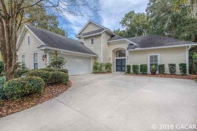Gainesville Single Family Home For Sale: 3717 SW 97 Way