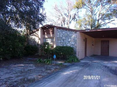 Gainesville Single Family Home For Sale: 1510 SE 12 Place