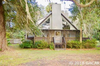 Micanopy Single Family Home For Sale: 17416 Veterans Way