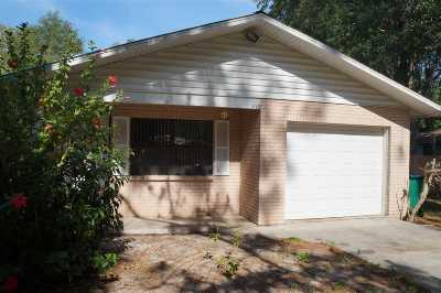 Chiefland Single Family Home For Sale: 712 NE 3 Street