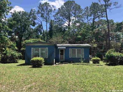 High Springs Single Family Home For Sale: 23121 NW 181ST Place