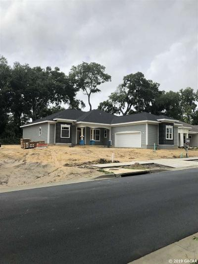 Newberry Single Family Home Pending: 556 SW 125th Terrace