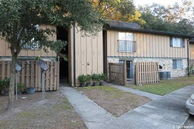 Gainesville Condo/Townhouse For Sale: 507 NW 39TH Road #137