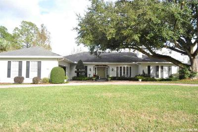 Gainesville Single Family Home Pending: 6307 SW 35 Way