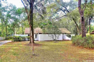 Gainesville Single Family Home For Sale: 2330 NW 38th Street