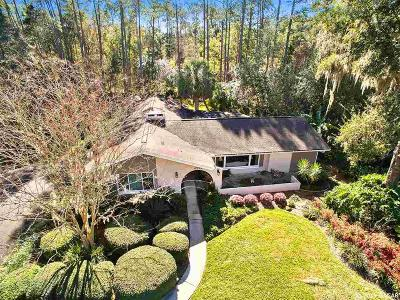 Gainesville Single Family Home For Sale: 4221 SW 77th Street