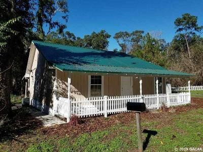 Alachua Single Family Home For Sale: 16116 NW County Road 241