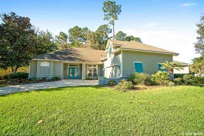 Alachua Single Family Home For Sale: 10720 NW Palmetto Boulevard