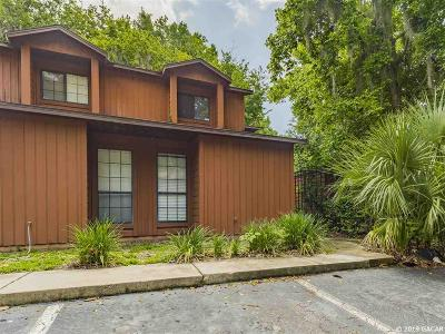 Gainesville Condo/Townhouse For Sale: 931 SW 55th Terrace