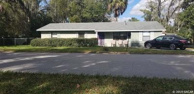 Williston FL Single Family Home Pending: $105,000